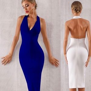 Dresses & Skirts - New Summer Women Bodycon Bandage Dress Sexy